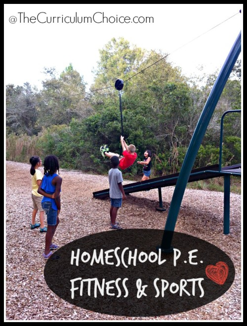 Homeschool P.E., Fitness & Sports