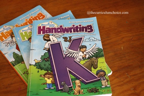 Where to find A Reason for Handwriting www.thecurriculumchoice.com