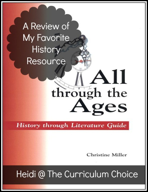 All Through The Ages Review at The Curriculum Choice