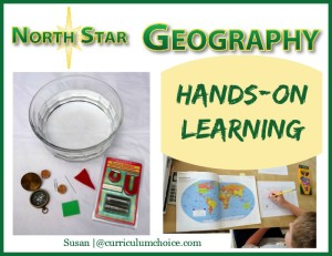 North Star Geography offers Hands-on Learning Activities