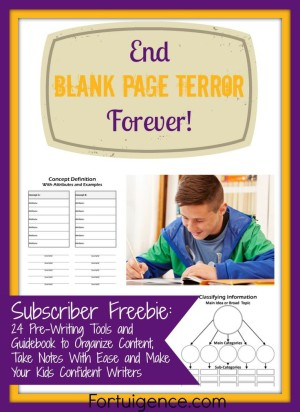 "FREE ebook ""End Blank Page Terror Forever"""