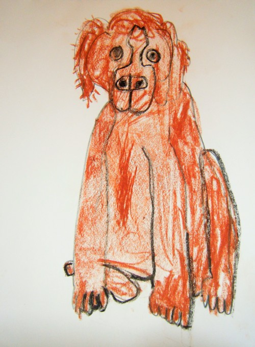 Drawing with Children - dog final