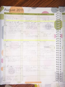 Flexible Homeschool Planner