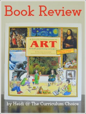 A Child's Introduction to Art Book Review