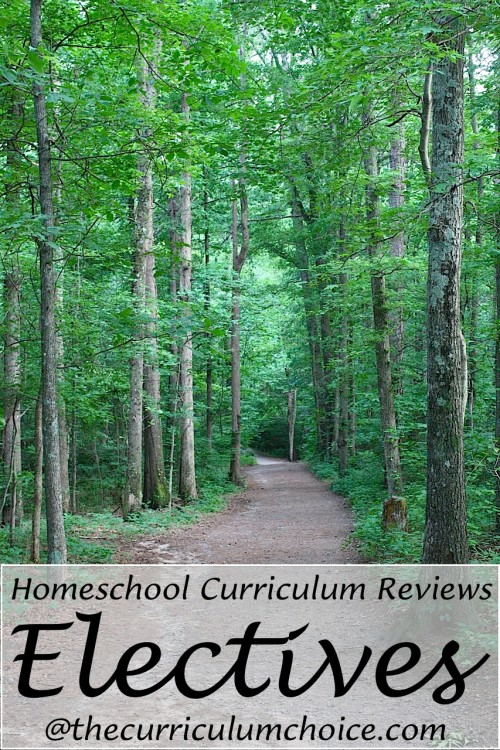 Homeschool Curriculum Reviews - Electives