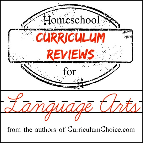Language Arts Curriculum Reviews