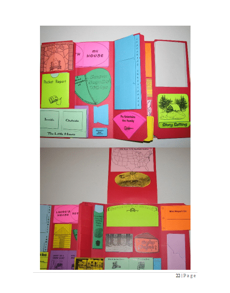Lapbook example