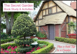 The Secret Garden Book Study & Activities