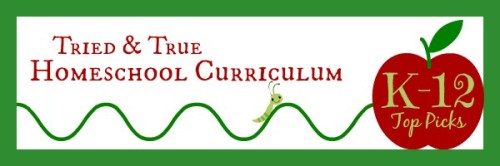 Cindy West's favorite curriculum choices by grade level