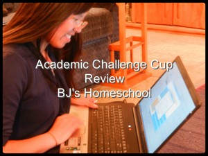 Academic Challenge Cup Review