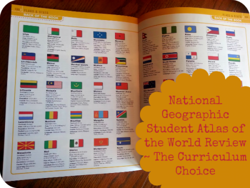 National Geographic Student Atlas of the World | The Curriculum Choice