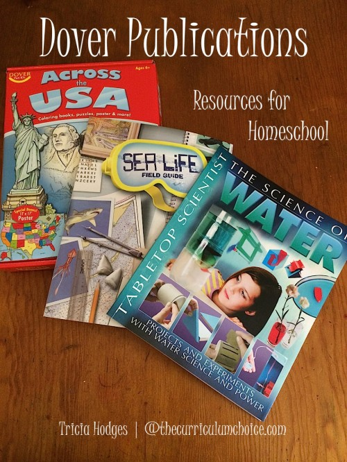 Dover Publications - Resources for Homeschool