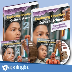 Win a year of Apologia General Science at The Curriculum Choice!