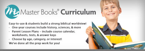Master Books Curriculum