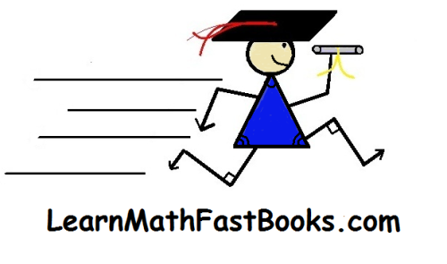 Learn Math Fast Books
