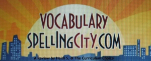 Spelling City Review at The Curriculum Choice