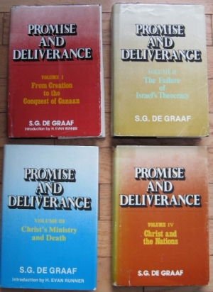Promise and Deliverance by S.G. De Graaf
