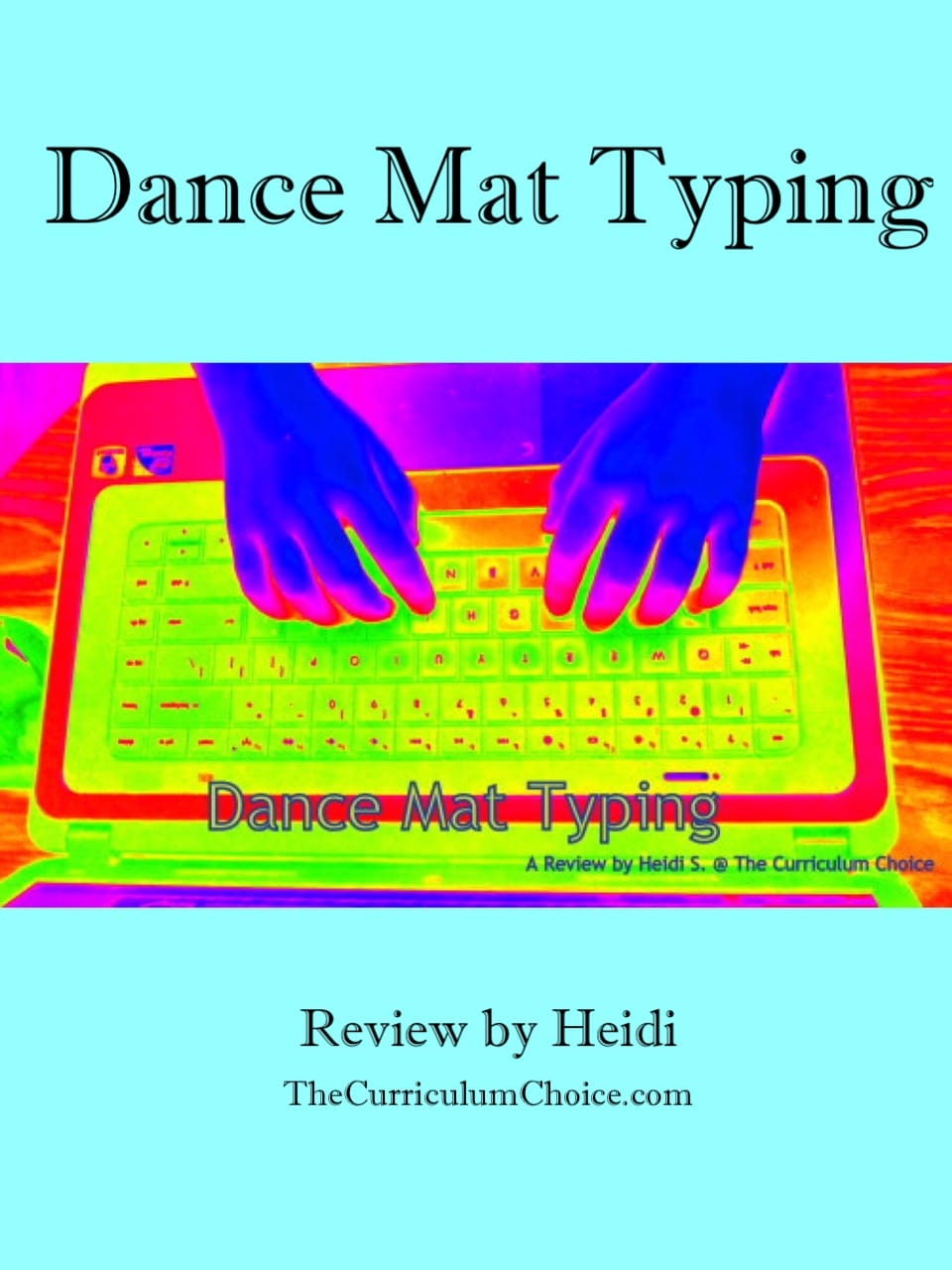 Dance Map Typing on