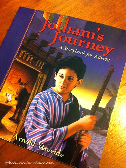 Jotham's Journey Trilogy of Advent Stories