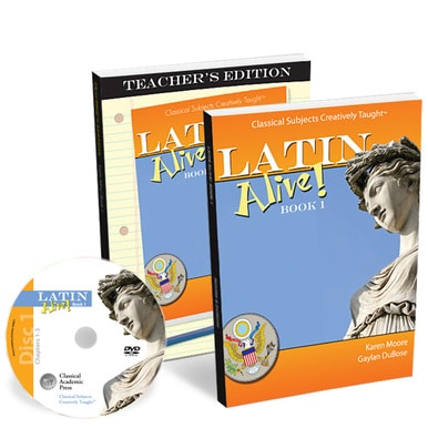 Latin Alive! Review at The Curriculum Choice