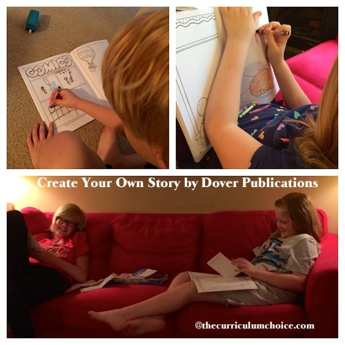 Writing Resources from Dover Publications