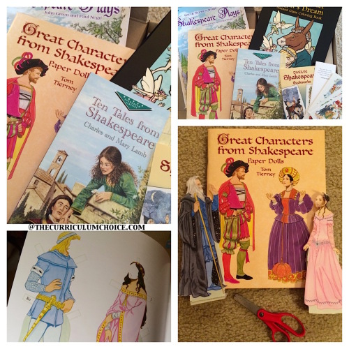 Dover Publications Shakespeare Discovery Kit