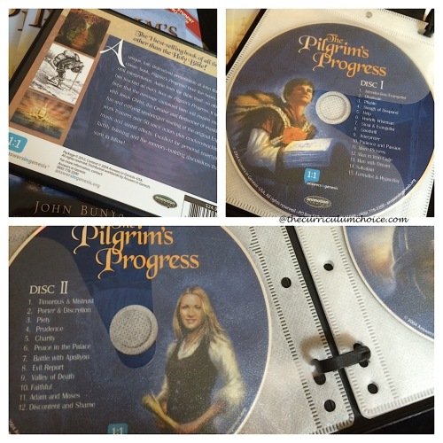 Pilgrim's Progress audio version