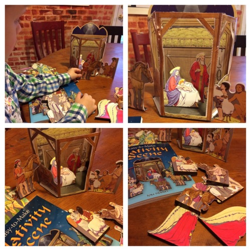 Easy to Make Nativity by Dover Publications at The Curriculum Choice