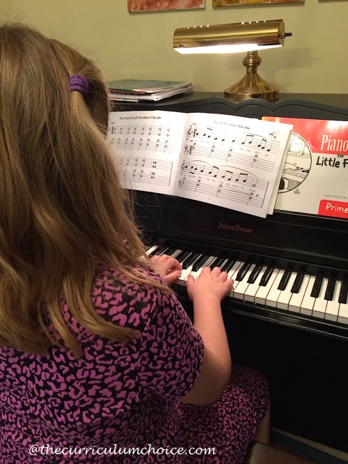 Piano for Little Fingers