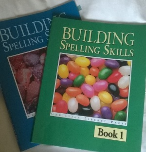Christian Liberty Press 'Building Spelling Skills' – Book 1