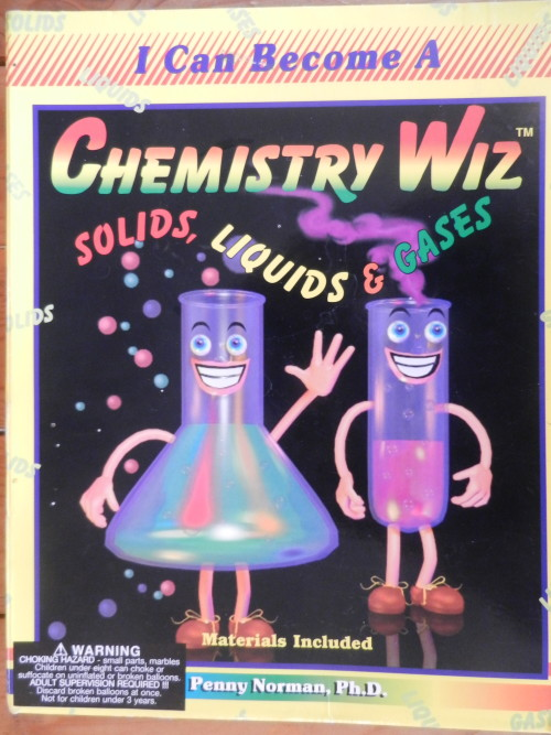 Chemistry Wiz Review