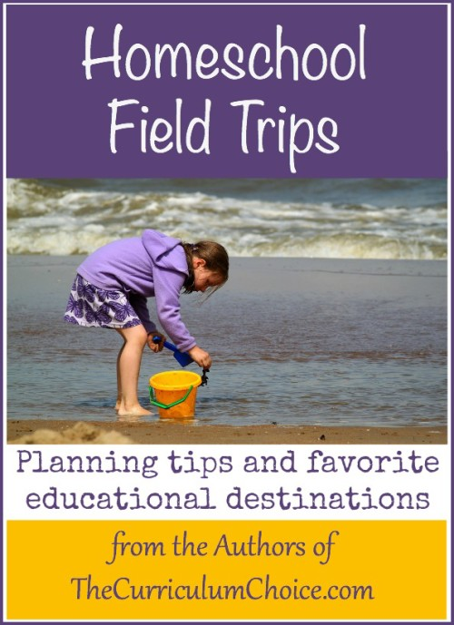 Homeschool Field Trips - The Curriculum Choice