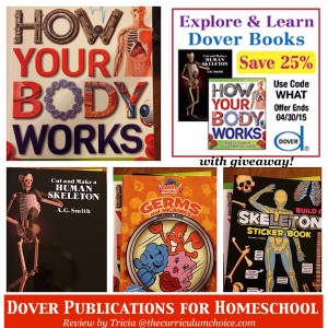 Dover Publications for Homeschool
