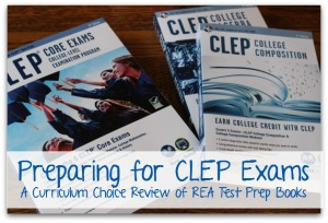 REA CLEP Test Prep books are great to help you prepare and ace any of the 33 CLEP exams. Pass an exam and earn college credit! It's a great way to save money!