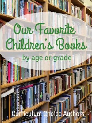 Favorite Children's Books by Age or Grade