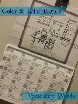 Review: Spanish Fun Activity Calendar