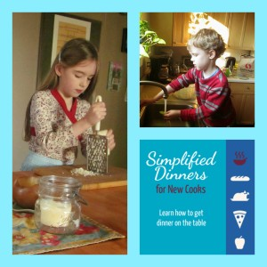 Simplified Dinner for New Cooks: A Review