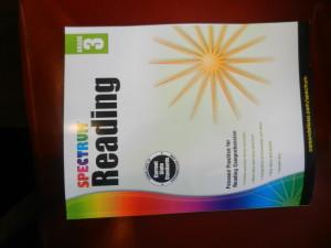 Spectrum Reading – Grade 3 – My Review