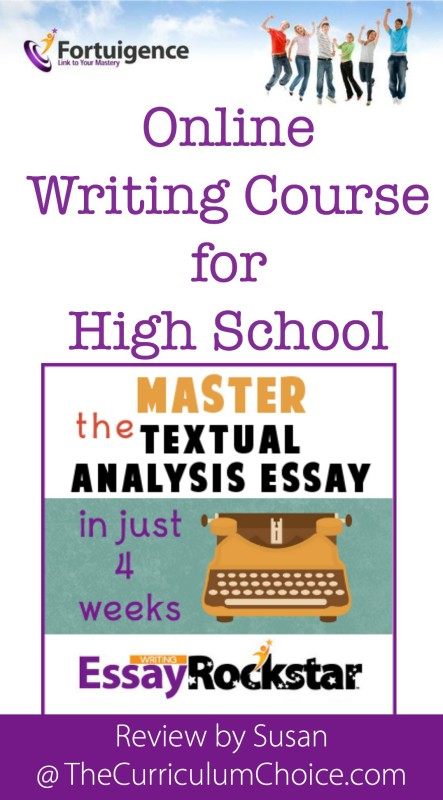 Essay Rockstar: The Textual Analysis Essay by Fortuigence REVIEW at The Curriculum Choice
