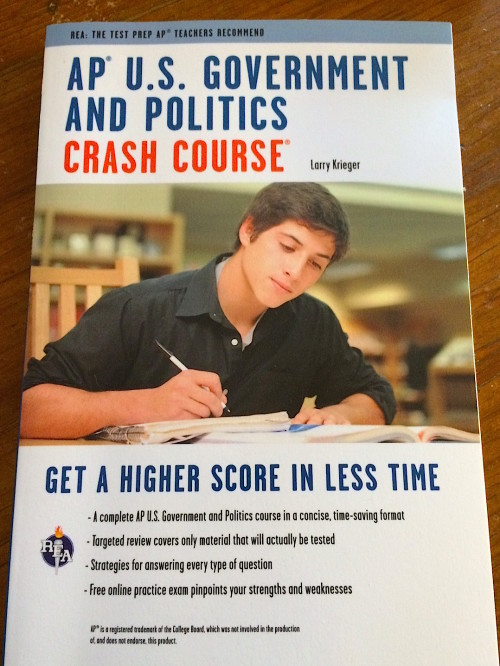 AP Crash Course from REA
