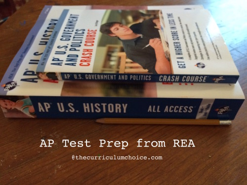 AP Test Prep from REA