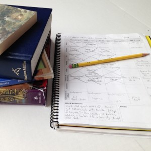 A Plan in Place Homeschool Planner