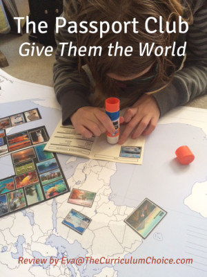 The Passport Club: Give Them the World {Review}