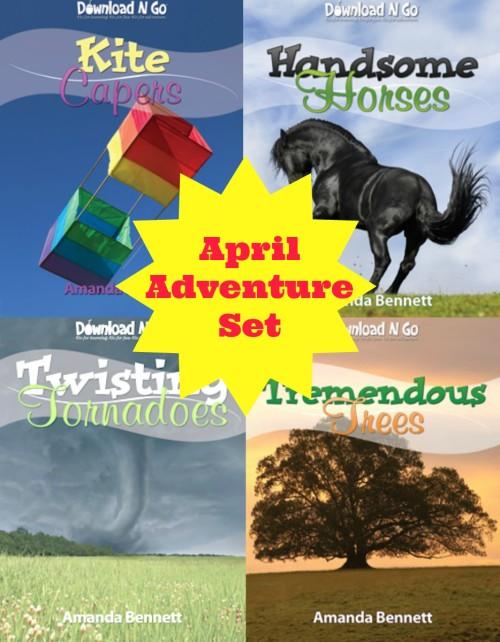 April-Adventure-Set-covers