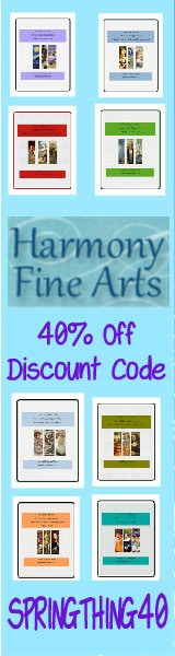 Harmony Fine Arts Spring Thing Discount