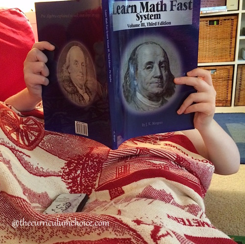 Learn Math Fast System at learnmathfastbooks.com