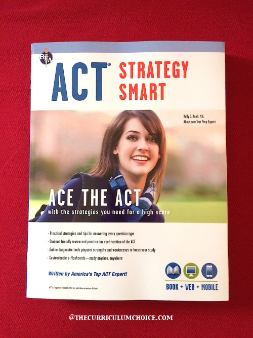 ACT Strategy Smart from REA Test Prep