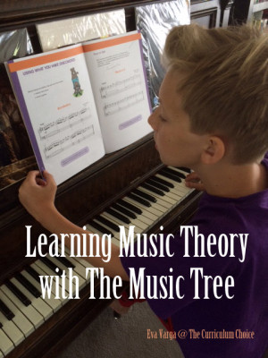 Learning Music Theory with The Music Tree