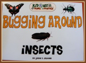 Bugging Around Insects Review (and giveaway!)