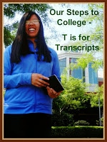 T is for Transcripts